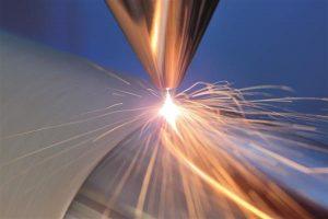 Кондукционная лазерная сварка